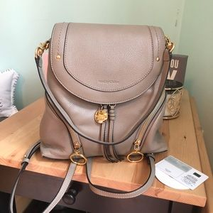 See By Chloe Bags - 🇺🇸See By Chloé Medium Olga Backpack 1286b85d7be74
